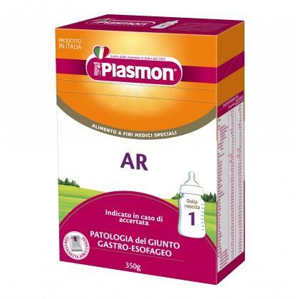 PLASMON LATTE AR 1 POLVERE 350 GR