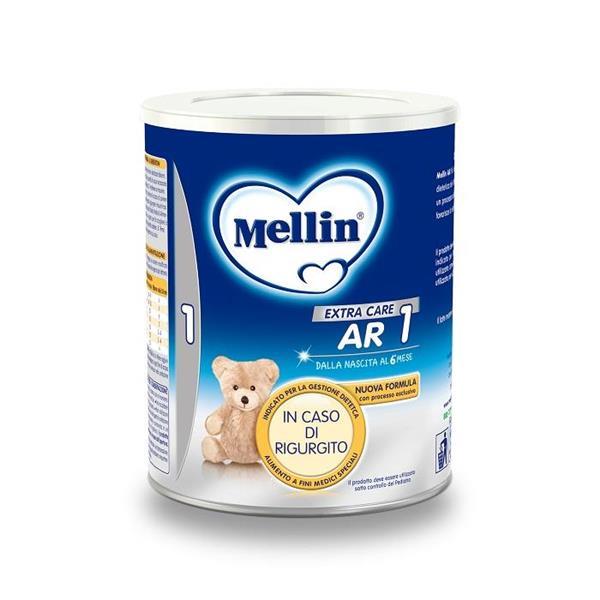 MELLIN AR1 LATTE POLVERE 400GR