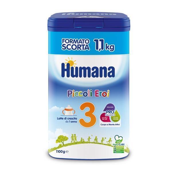 HUMANA 3 POL 1100KG