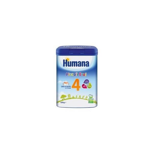 HUMANA LATTE 4 POL 650G