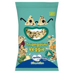 MELLIN TRIANGOLINI VEGGIE BIOLOGICO 30G