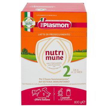 PLASMON NUTRIMUNE 2 POLVERE 800 GR