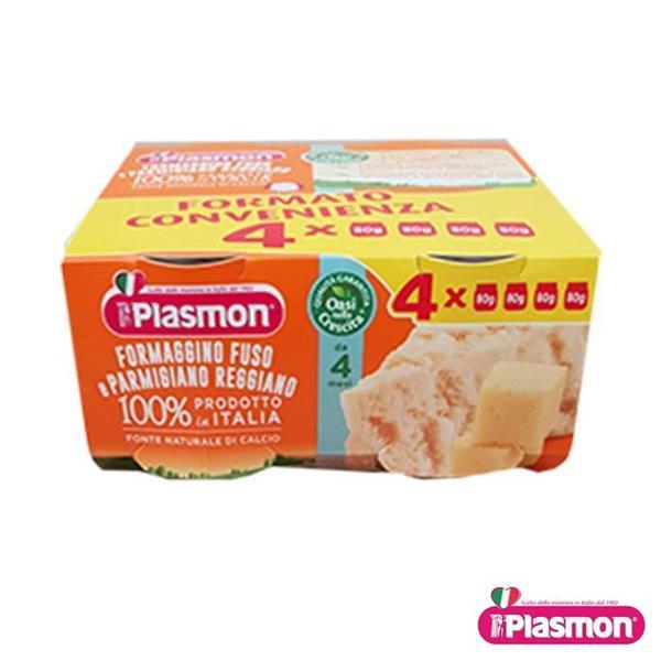 PLASMON OMO FORMAGGINO PARMIGIANO GR 80X4