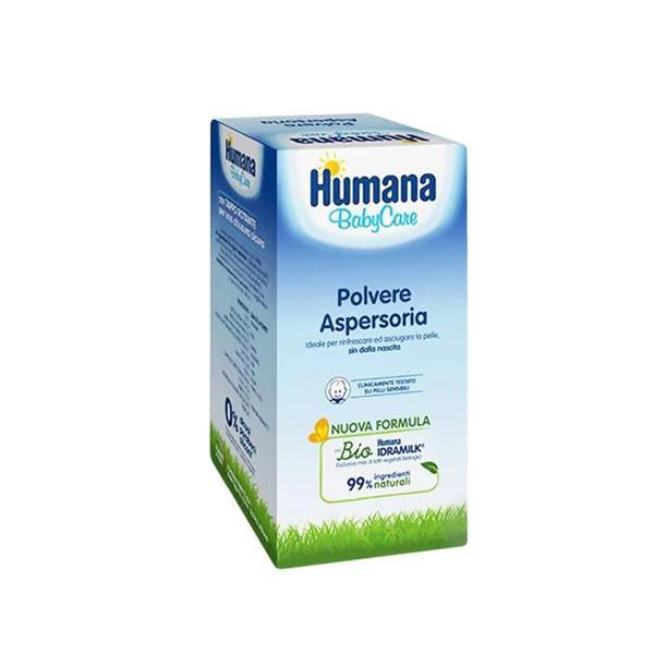 HUMANA BABYCARE POLVERE ASPERSORIA 150G