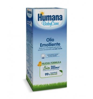 HUMANA BABYCARE OLIO EMOLLIENTE 250ML
