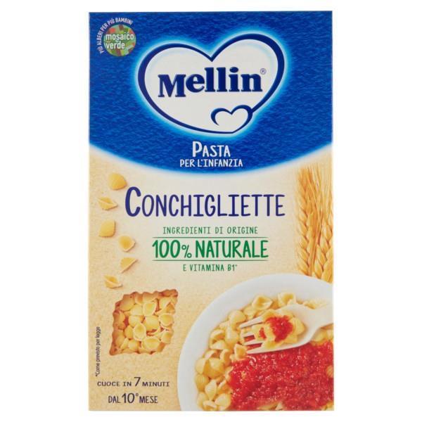 MELLIN PASTINA 280GR CONCHIGLIETTE