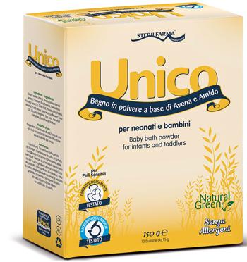 UNICO BAGNO POLVERE GR150