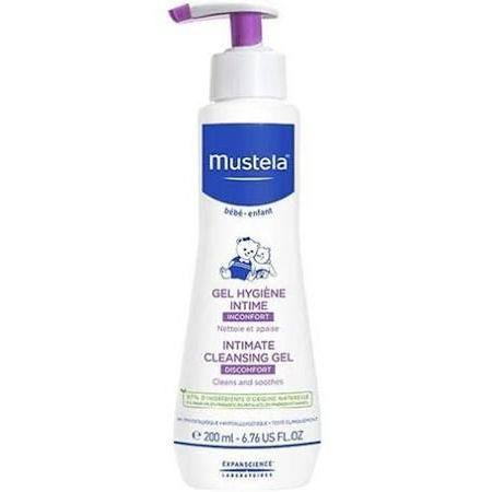 MUSTELA GEL DET.IGIENE INT.200ML