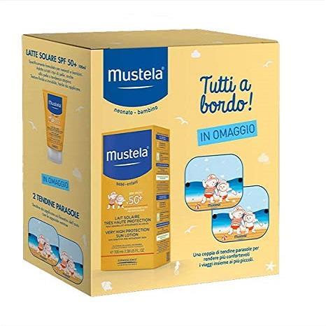 MUSTELA LATTE SOL 100ML+PARAS