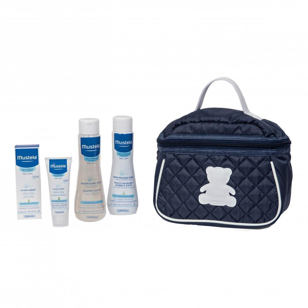 MUSTELA TRAVEL SET NUOVO