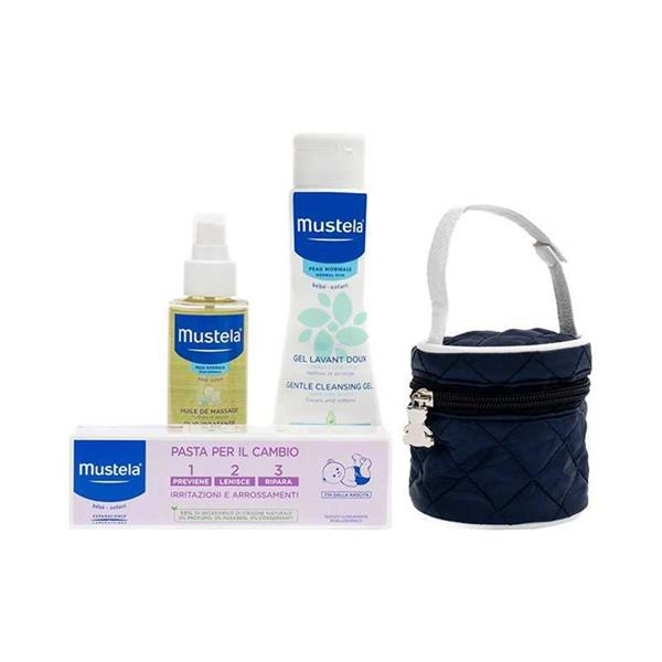 MUSTELA WELCOME BABY SET