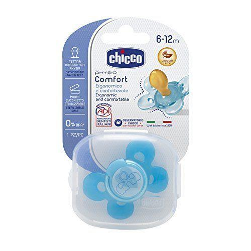 CHICCO 1 SUCCH COMF BLU LTX 6-12M