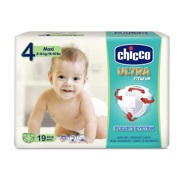 CHICCO ULTRA FIT FUN MAXI 8-18KG TG.4