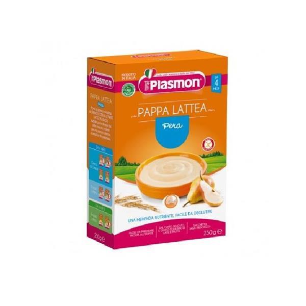 PLASMON FARINA PAPPA LATTEA PERA GR 250