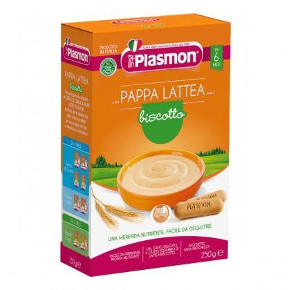 PLASMON FARINA PAPPA LATTEA BISCOTTI GR 250