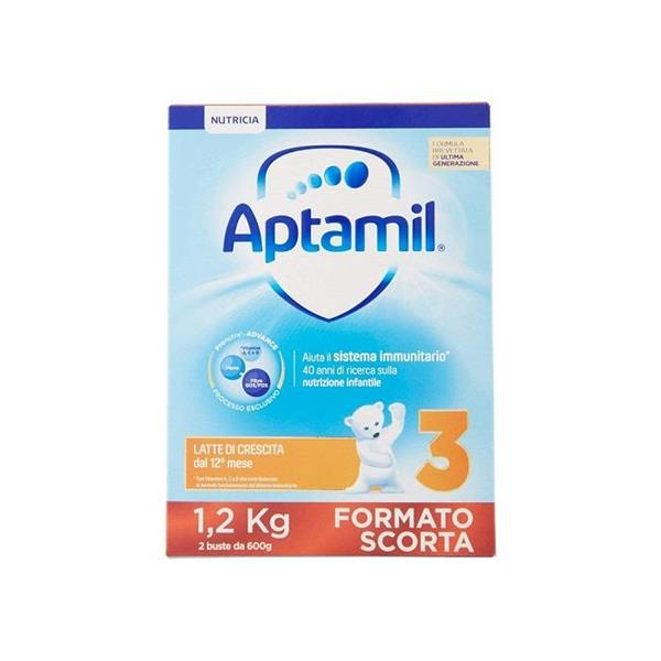 APTAMIL 3 LATTE POLVERE 1,2 KG