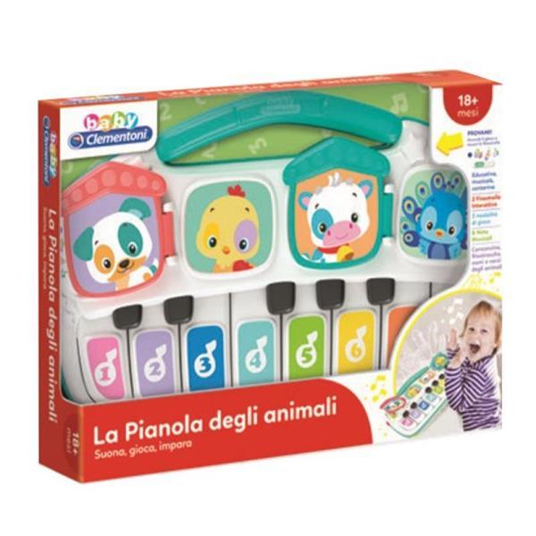 BABY CLEMENTONI LA PIANOLA ANI