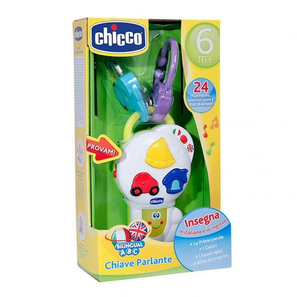 CHICCO ABC CHIAVE PARLANTE