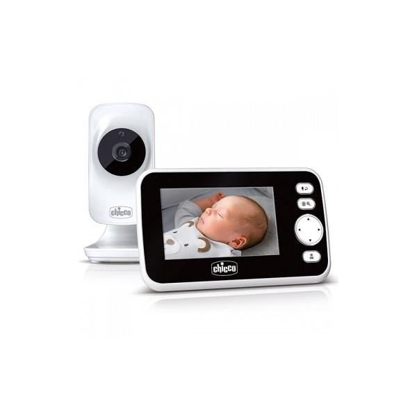 CHICCO BABY MONITOR DELUXE 220MT