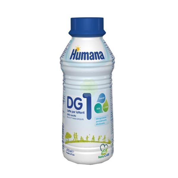 HUMANA LATTE DG1 LIQUIDO ML470
